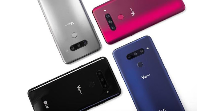 LG V40 ThinQ review | electro4reviews