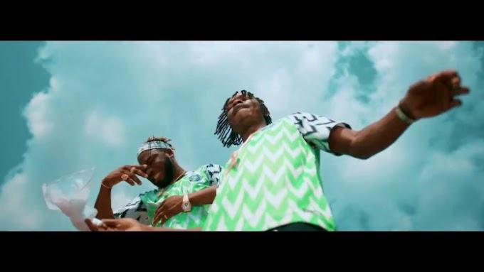 Download Video: Naira Marley, Falz, Olamide, Simi, Lil Kesh & Slimcase – Naija Issa Goal (Remix)