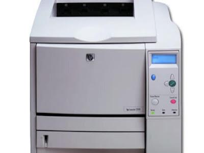 Image HP LaserJet 2300 Printer Driver