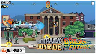 Jetpack Joyride Mod APK - wasildragon.web.id