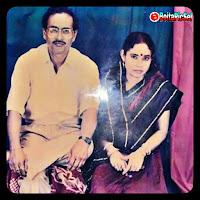 mouni roy father is Anil Roy