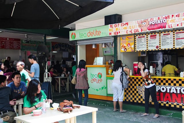 The Snack Attack - P120 food challenge in Agno Food Court