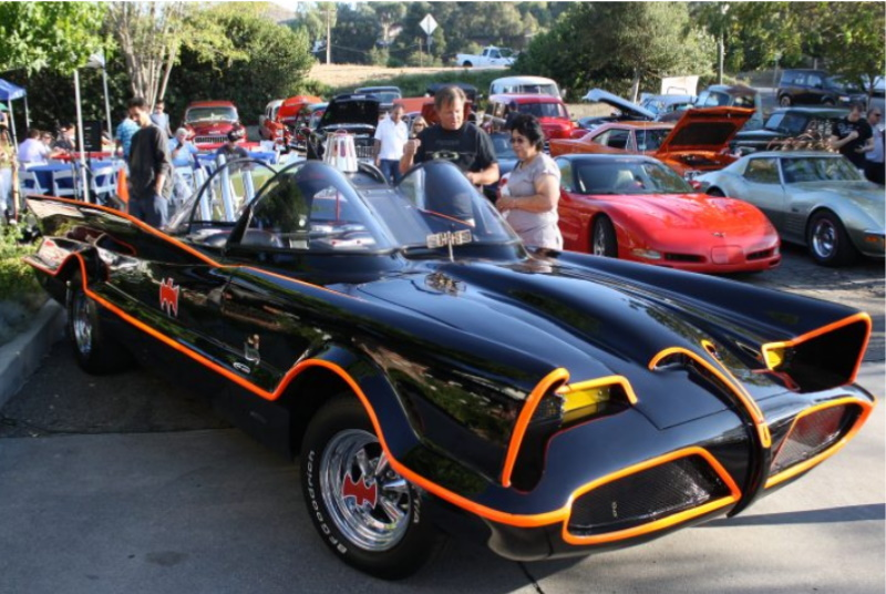 Buy a Batmobile Replica