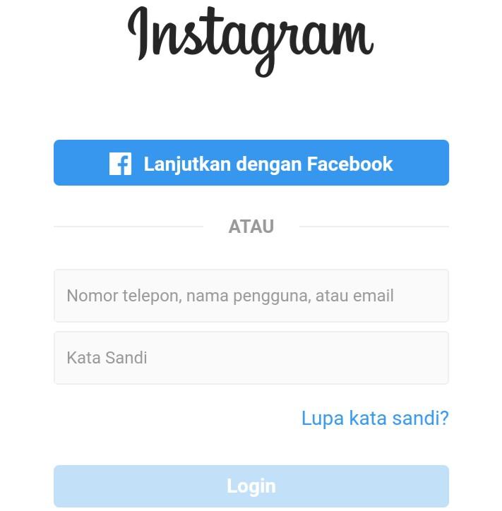 Cara buat akun instagram yang menarik