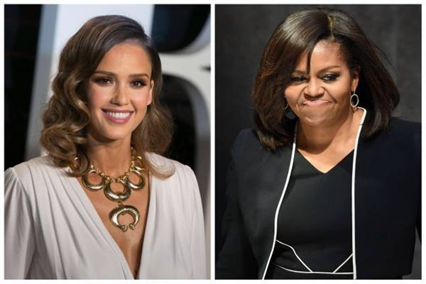 Jessica Alba e Michelle Obama: ganhadoras do Webby Award
