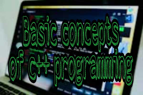 Basic Features in c++ programming.