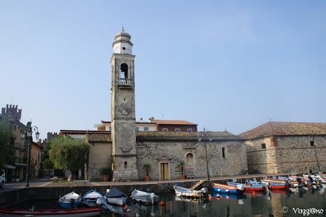 Chiesa di San Nicolò sita a fianco della Dogana Veneta
