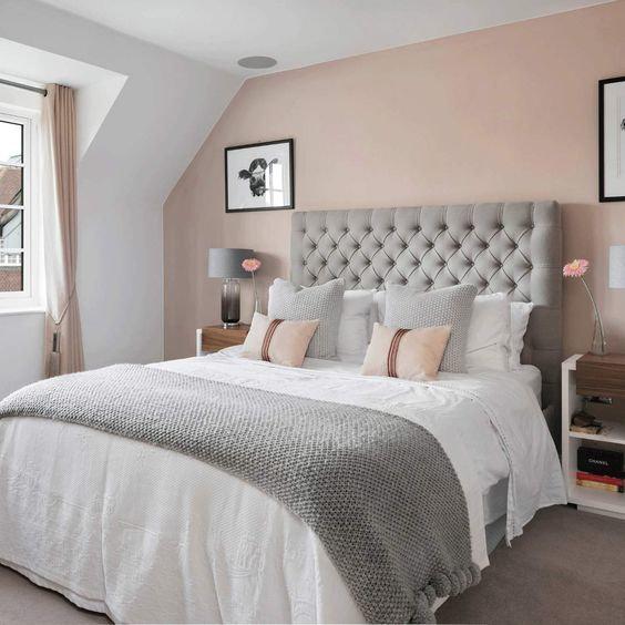 decoracao quarto casal cama box