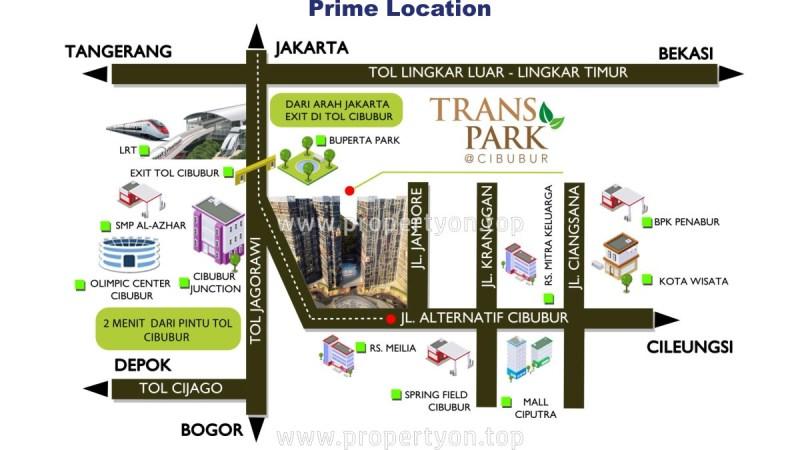 Lokasi trans Park
