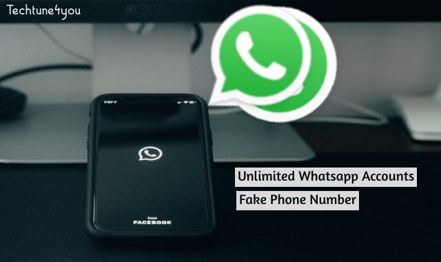 Best Fake Phone Number Apps to Create Whatsapp Accounts