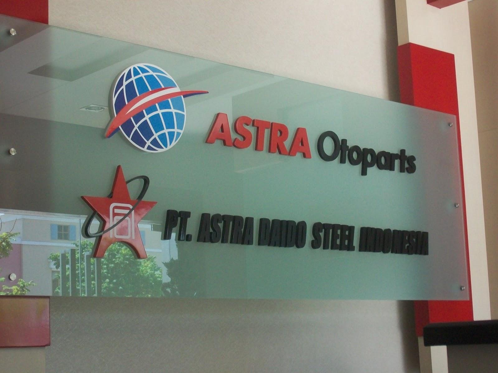 Loker Terbaru Wilayah Cikarang di PT Astra Daido Steel Indonesia