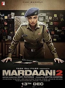 Mardaani 2 (2019) Hindi Full Movie Download mp4moviez