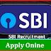 SBI Recruitment 2021 - Apply Online