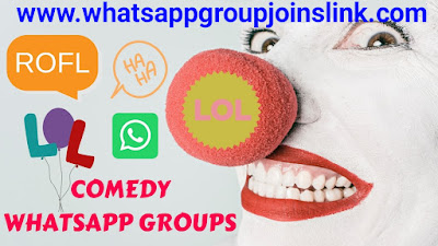 Comedy Whatsapp Group Joins Link
