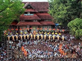 Thrissur Pooram Festival  Kerala