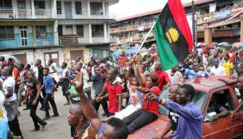 We May Resort to Arms - IPOB