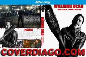 The Walking Dead - Temporada 7 - Bluray