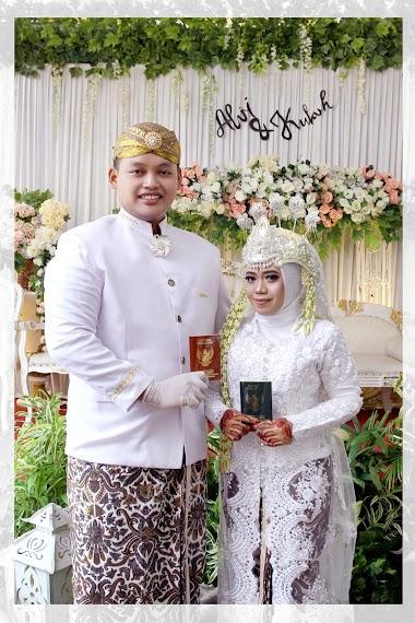 The wedding Alvi & Kukuh