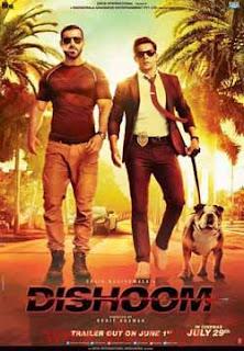 مشاهدة فيلم Dishoom 2016 مترجم
