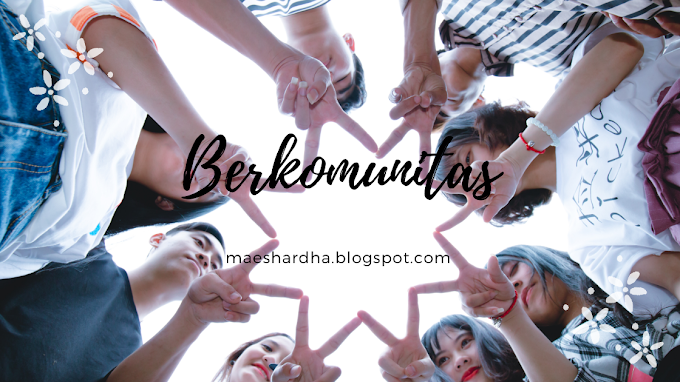 Berkomunitas