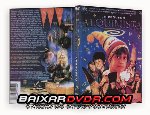 MINI-SÉRIE O PEQUENO ALQUIMISTA (2004) DVD-R OFICIAL