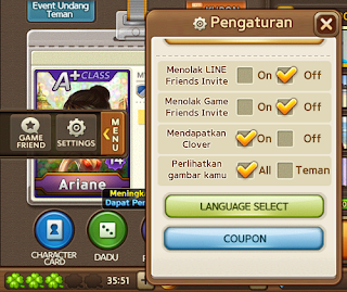 Download Bahasa dan Peta Indonesia di Line Lets Get Rich