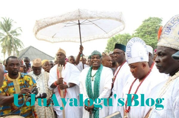 Ooni of Ife remains leader of all Obas in Yoruba land – Secretary General, Council of Yoruba Obas blasts Olugbo of Ugbo