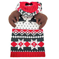 Cute Holiday Dog Clothes and Accessories.