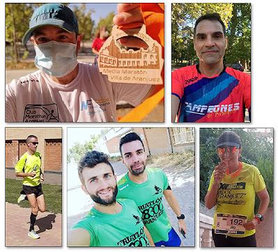Medio Maratón Aranjuez 2020