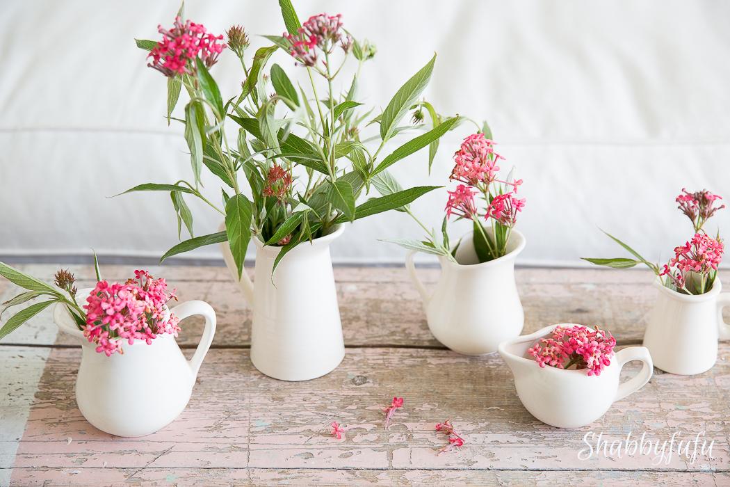 summer wildflower arrangements