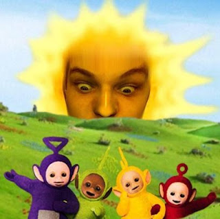 Filter Teletubbies Instagram
