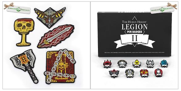 merchandising Warhammer