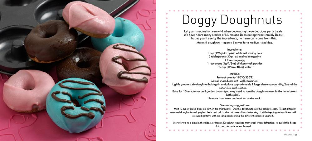 Doggylicious by Diamond Dogs Foods book cover