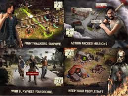 The Walking Dead No Man's Land Apk v2.0.0.105 Mod