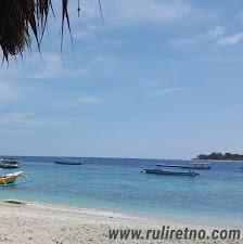 Liburan ke Lombok Ala Koper, Harga Ala Ransel