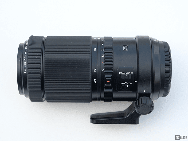 Meet the Fujinon GF 100-200 f/5.6 R LM OIS WR - Lightweight workhorse zoom