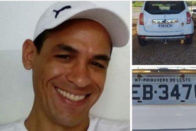 Menor é detido e confessa participação em morte de motorista de app em MT