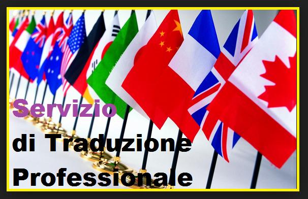 Traduzione da francese a italiano for Traduzione da spagnolo a italiano
