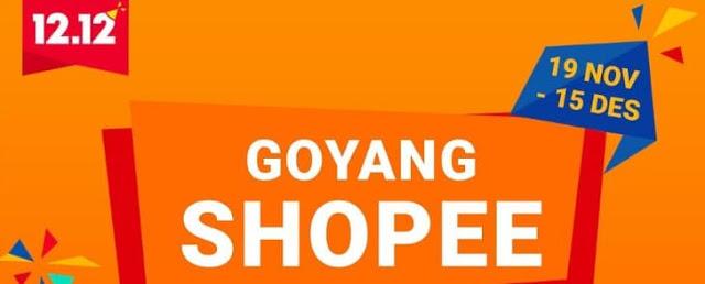 goyang shopee 12 12