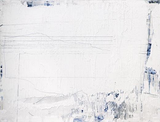 Hugh Marwood Gerhard Richter White Paintings