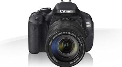 Spesifikasi Harga Canon 600D