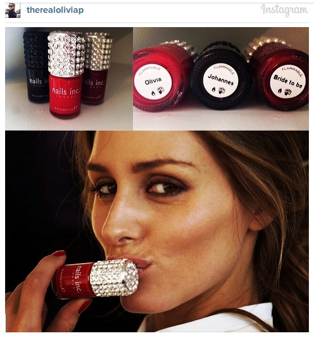 Olivia Palermo Nail Polish By Nails Inc