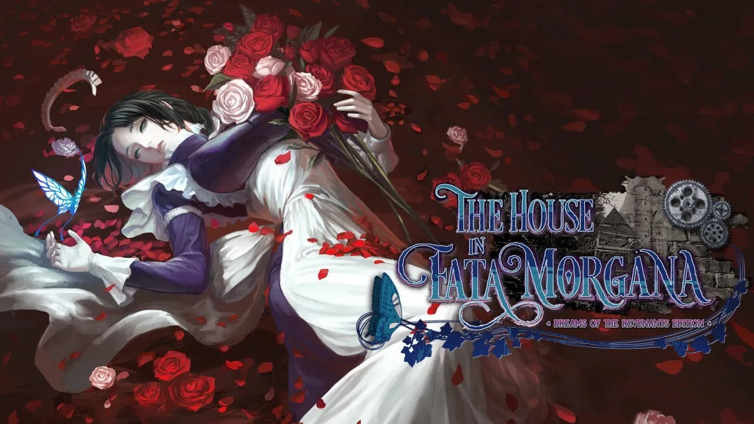 The House in Fata Morgana: Dreams of the Revenants Edition será lançado na  eShop no dia 9 de abril - Nintendo Blast