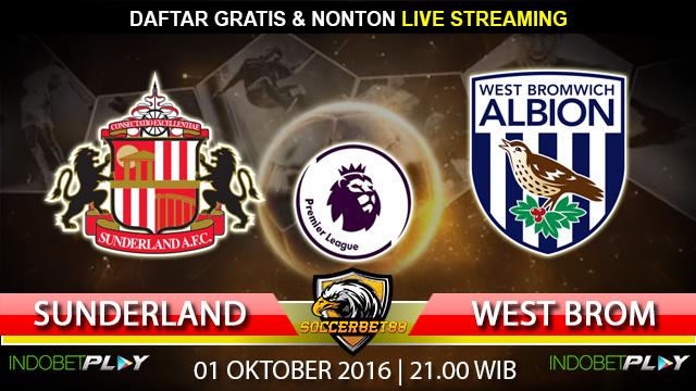Prediksi Sunderland vs West Brom 01 Oktober 2016 (Liga Inggris)