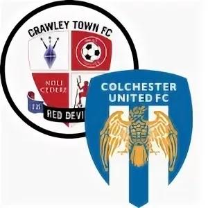 Кроули Таун - Колчестер Юнайтед : смотреть онлайн бесплатно 29 октября 2019 прямая трансляция в 22:45 МСК.