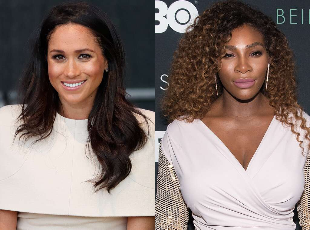 "Serena Williams Says Meghan Markle ""Couldn't Be a Better Friend"" After Wimbledon Visit"