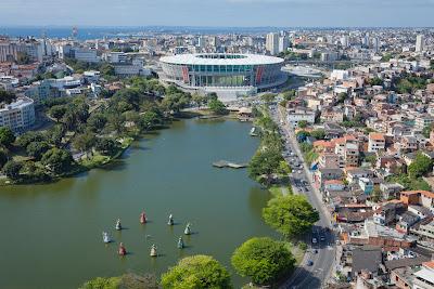 Ainda tem ingressos para Jogos Olímpicos em Salvador os preços variam de R$50 a R$100