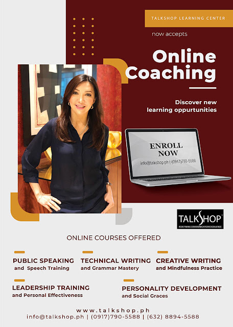 TalkShop Online Coaching