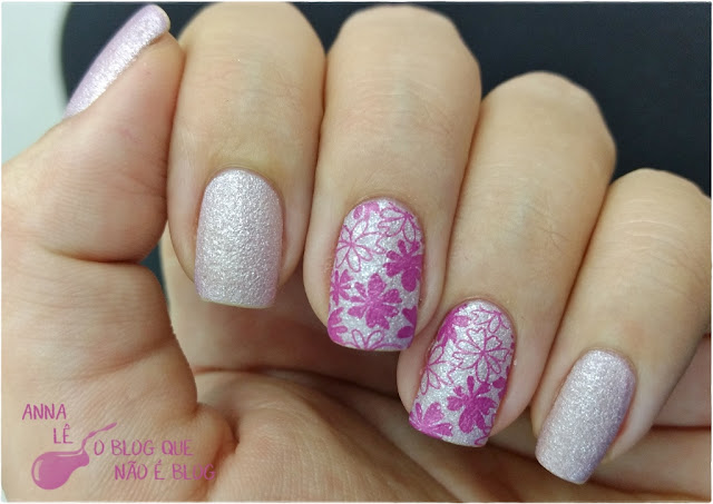 Violet Swizzle BPL-029 Born Pretty Store Nail Art