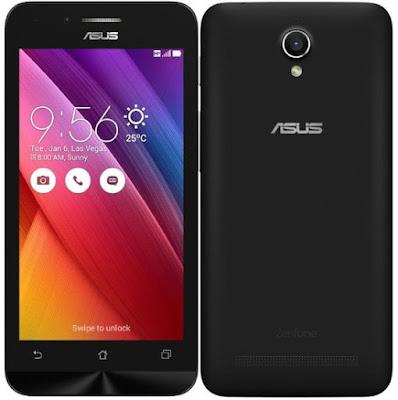 Harga Smartphone Asus Zenfone Go Zb452kg 4G dengan Harga di Bawah Rp1 Jutaan